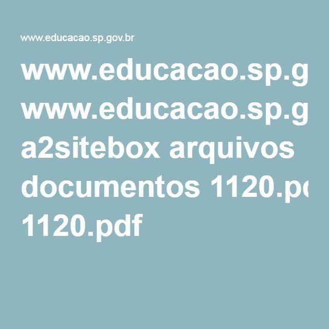 www.educacao.sp.gov.br a2sitebox arquivos documentos 1120.pdf