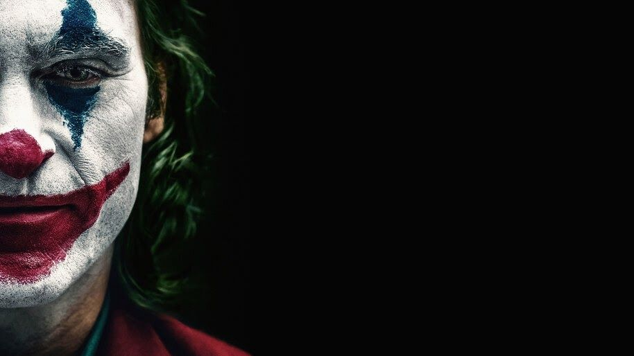 Ultra Hd Wallpaper Joker 2019 Clown Makeup Joaquin Phoenix