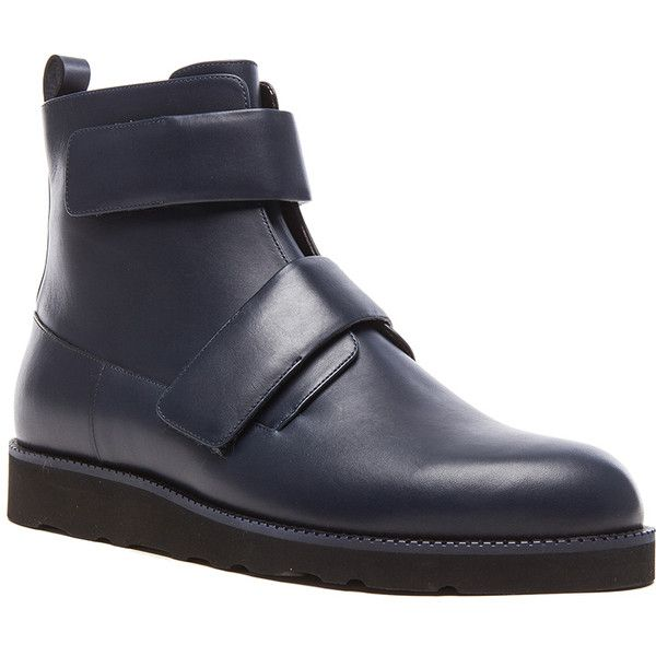 Leather boots, Boots, Mens platform shoes