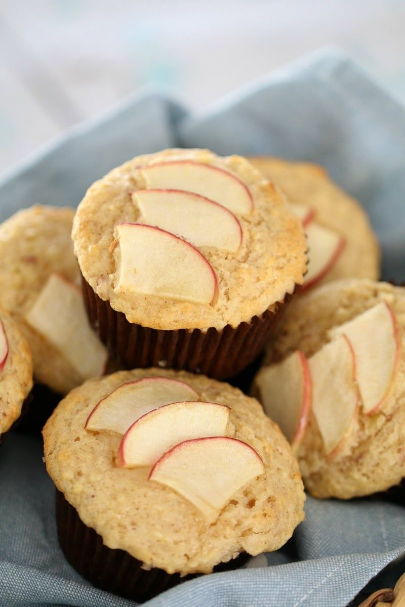 Easy Apple & Cinnamon Muffins Recipe Cinnamon muffins