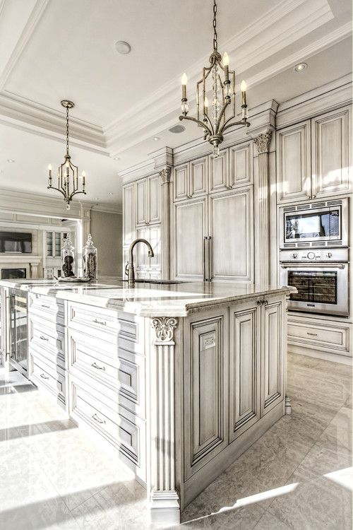Www Valuxuryhouses Com Luxury Dream Home Kitchen With Center