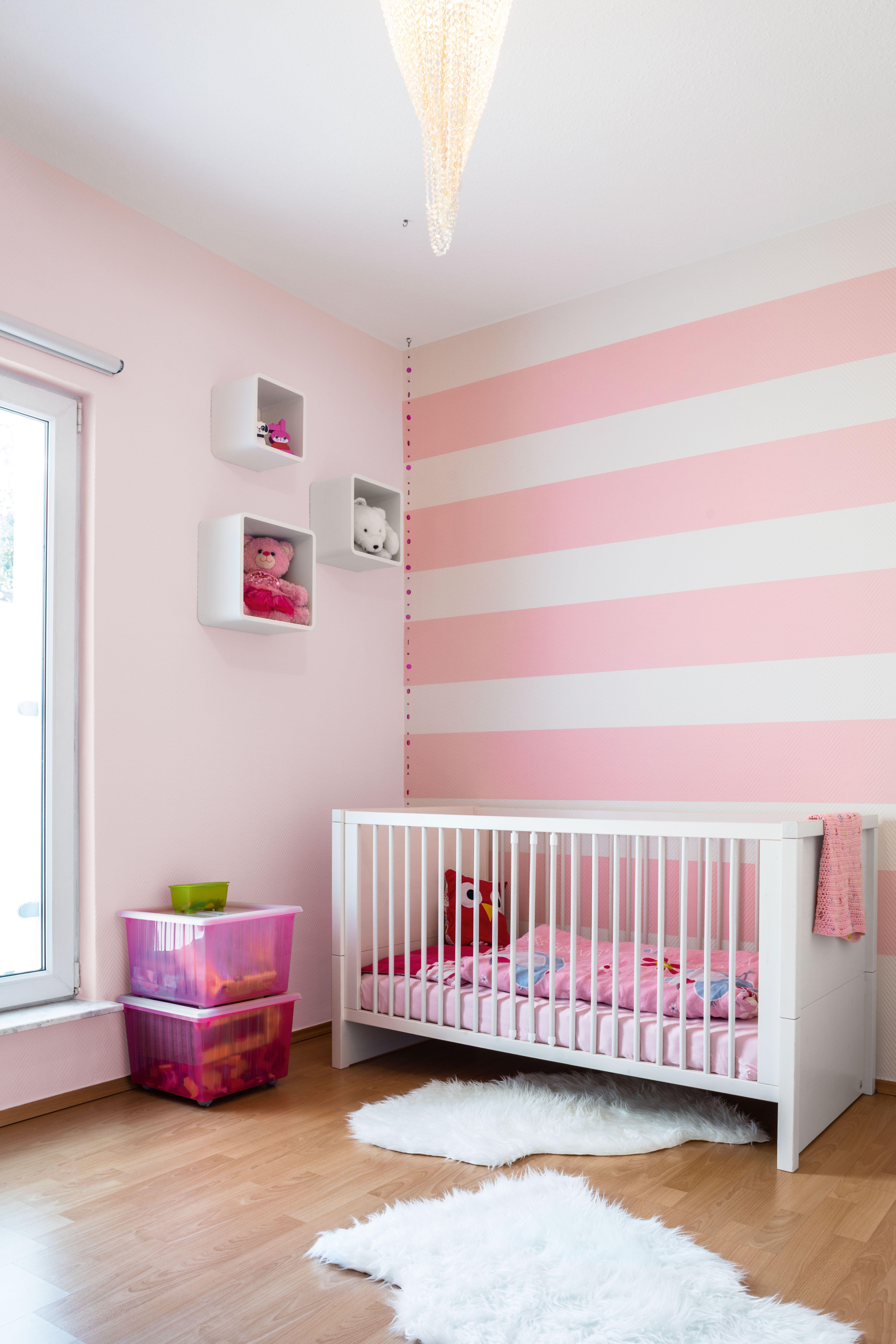 Farbenfreunde Kinderzimmer Farbe Pinkes Kinderzimmer Kinder Zimmer