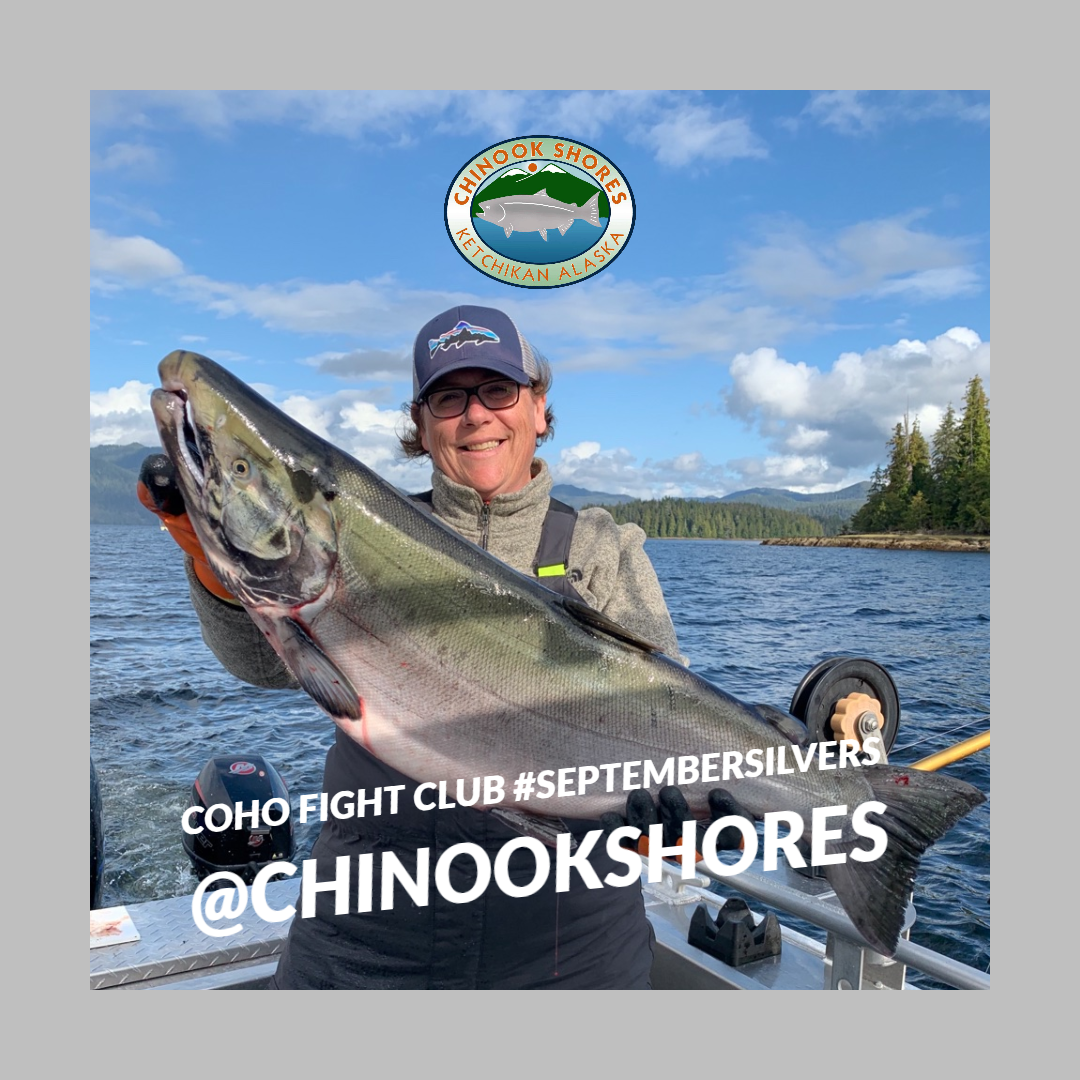 Chinook Shores Lodge Ketchikan Alaska Fishing Lodge in