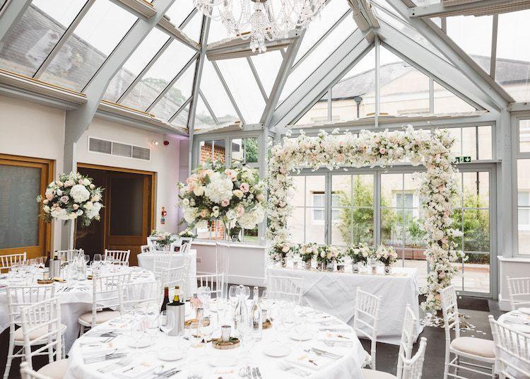 Gorgeous Floral Wedding Decor Floral Wedding Decorations Wedding Decorations Wedding Venues