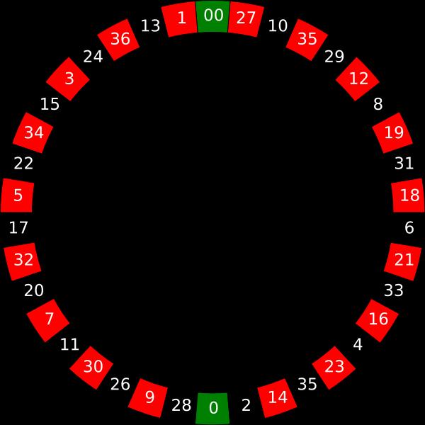 File Basic Roulette Wheel Svg Roulette Roulette Wheel Basic