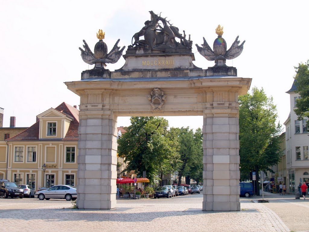 Jagertor Potsdam Germany Beautiful Places Potsdam Germany Germany