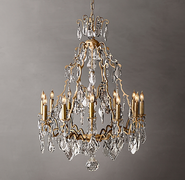 St Honore 12 Light Chandelier Chandelier Chandelier Lighting Candle Lamps