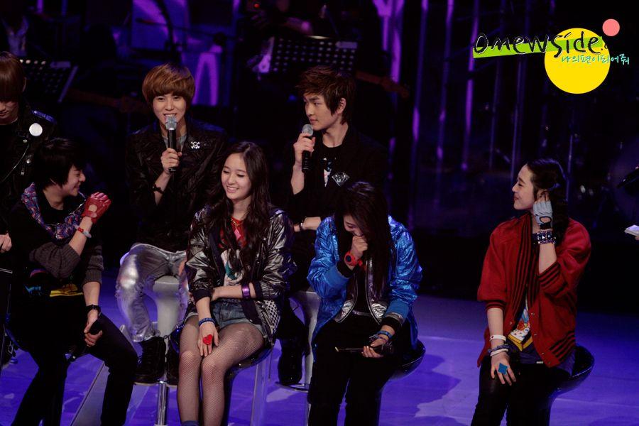 Taemin és sulli megerősített randevú