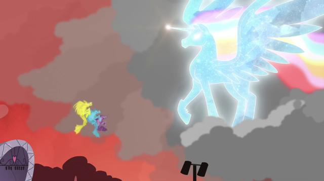 Rainboom Alicorn Eg2 Png My Little Pony Friendship My Little Pony Rainbow Dash