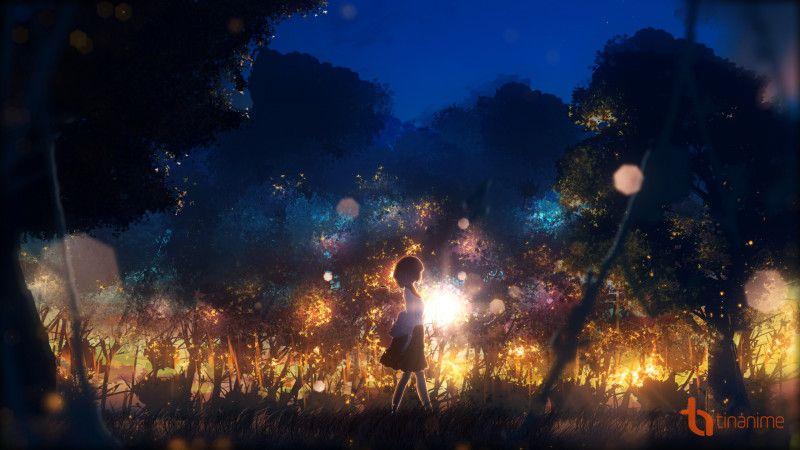 [Artwork] Vùng đất của những giấc mơ Cô gái phim hoạt