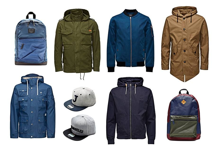 Time to shift into some lighter gear soon? Transition jackets will always be there for you! #jackandjonesme