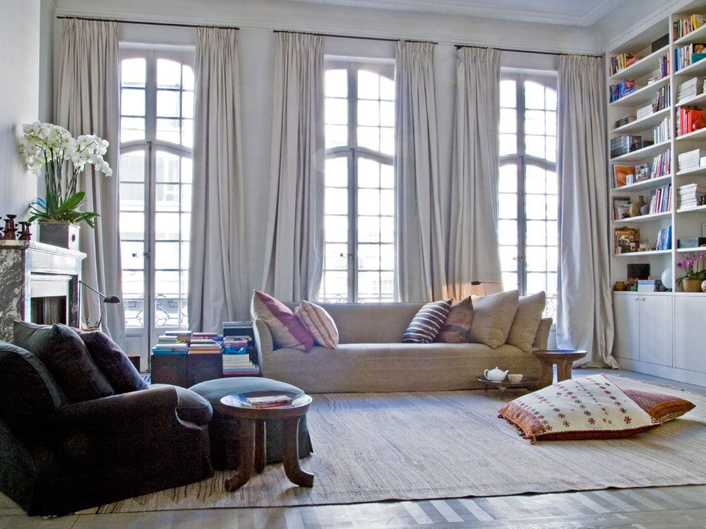 classic minimalistic | Wohnzimmer