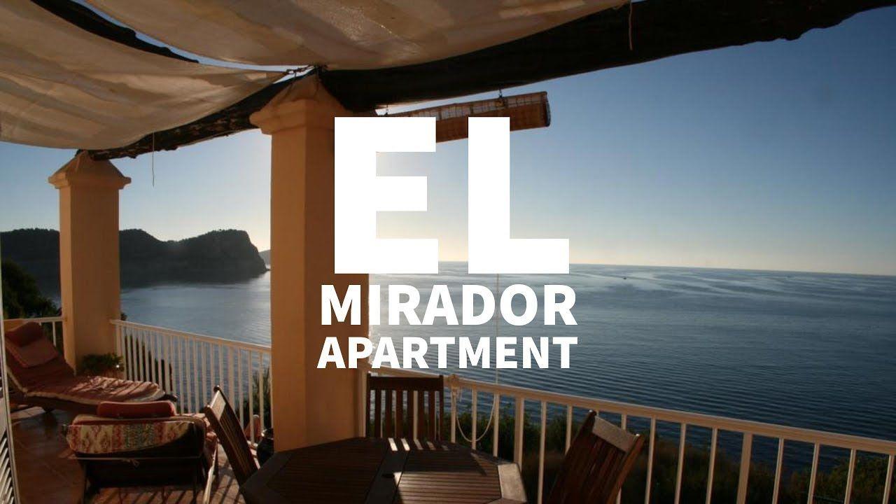 Apartamentos El Mirador Apartment en Cala Llenya, Ibiza, España. Visita ...