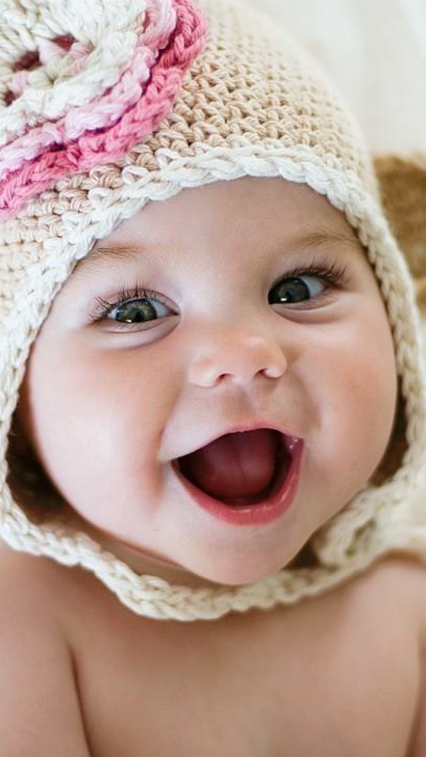 dare you not to smile back....