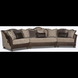 High End Sectional Sofas With Luxury Comfy Chaise Lounges Bernadette Livingston
