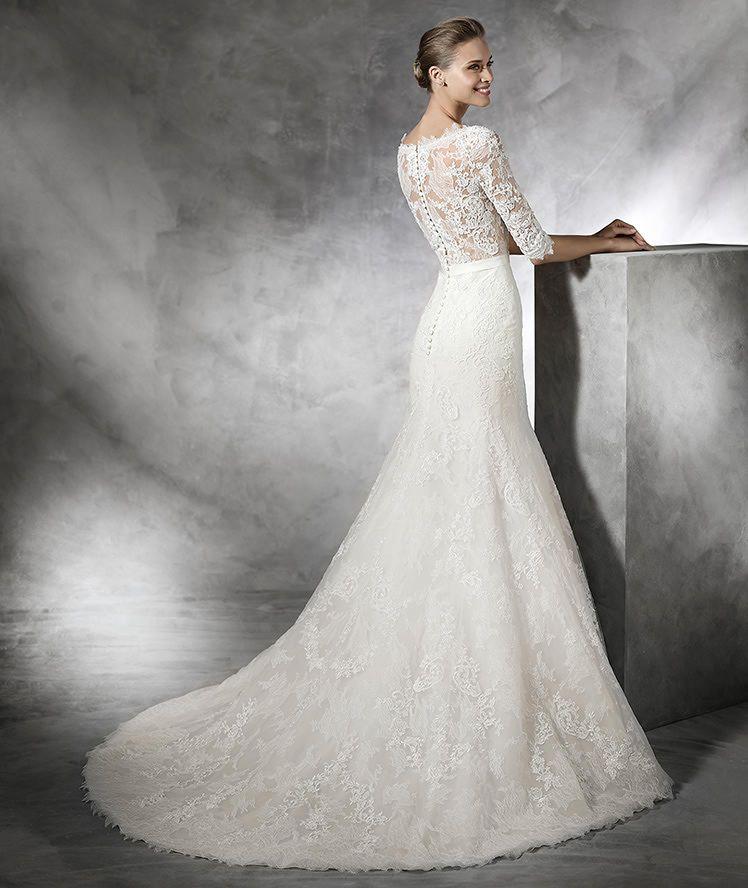 Pronovias Timy Wedding Dress Off Retail