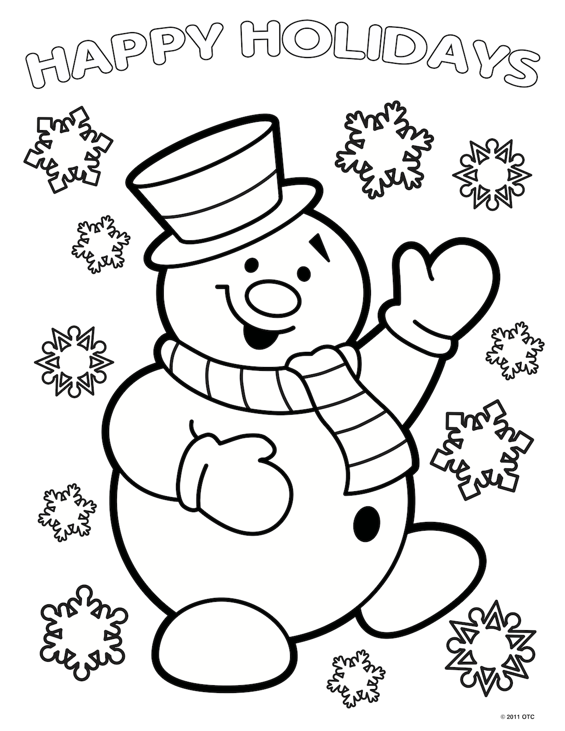 Christmas Coloring Pages Free Christmas Coloring Pages Christmas Coloring Sheets Snowman Coloring Pages