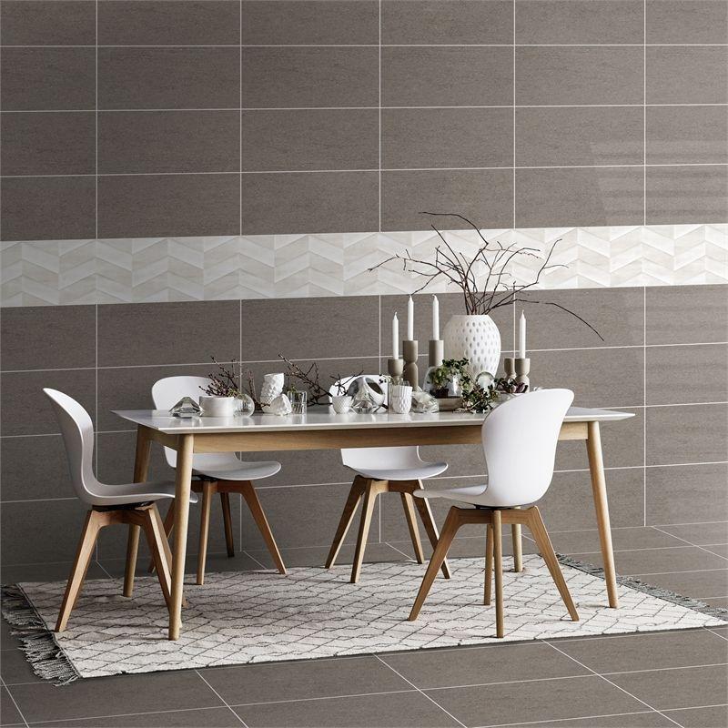 Bellazza 60 x 30cm Builders Porcelain Floor Tile - 6 Pack ...