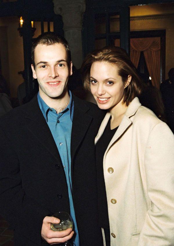 Angelina Jolie Young Jonny Lee Miller Johnny Brad Pitt Tv Shows