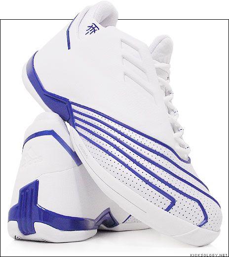 super popular 3a7bd 88bee adidas TMAC II  Kicks  Pinterest  Adidas basketball shoes, A