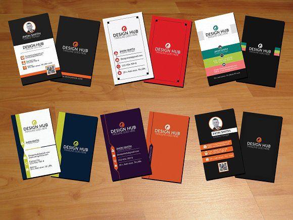 Vertical business card bundle vertical business cards business vertical business card bundle free printable reheart Images