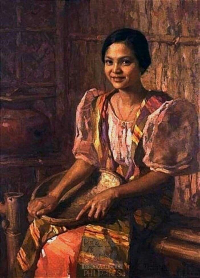 Pin By Geraldine Sarmiento Pableo On Filipino Artists Artworks Philippine Art Female Art Art