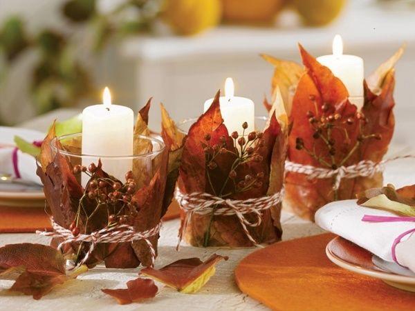 25 Tolle Herbst Deko Ideen Und Wunderbare Arrangements Für Das Haus (pic:  Ramona Berger. Herbstdeko ...
