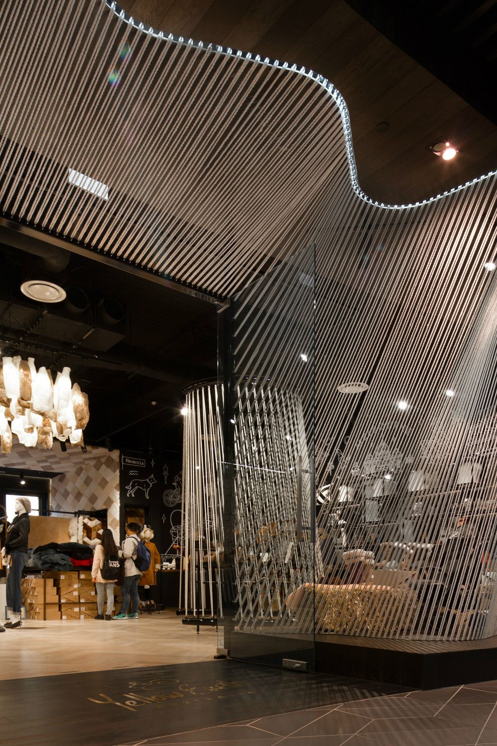 Yellow Earth Flagship Store Tandem Showroom Design Cafe