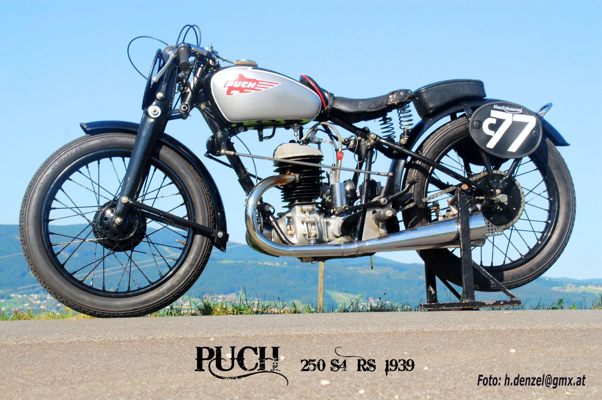 Puch 250 S4 RS  1939