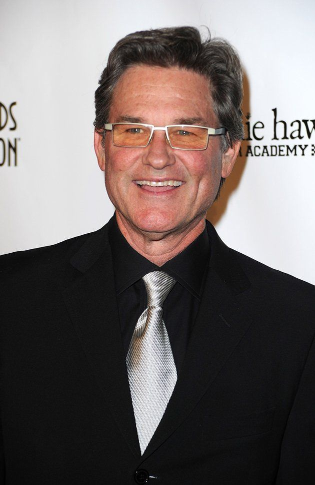 Kurt Russell turned 61 on St. Patrick's Day.
