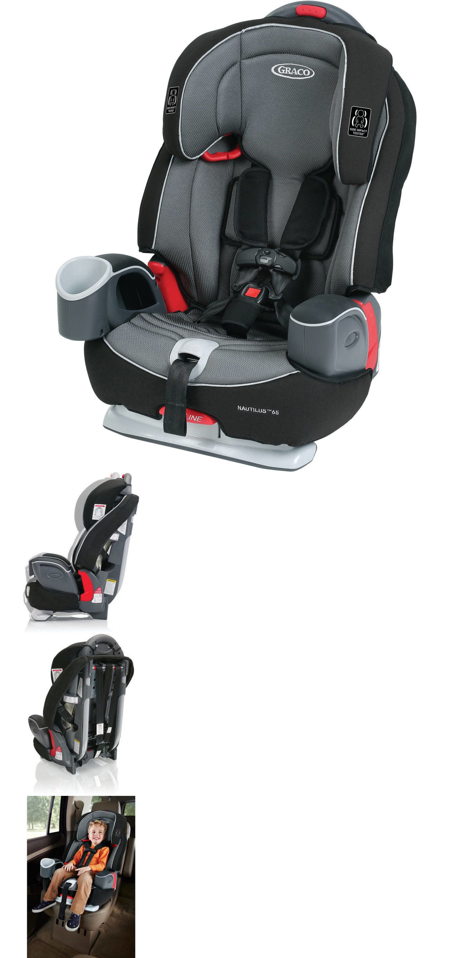 Convertible Car Seat 5 40lbs 66695 Graco Nautilus 65 3 In 1 Multi Use Harness Booster Toddler BUY IT NOW ONLY 10654 On EBay