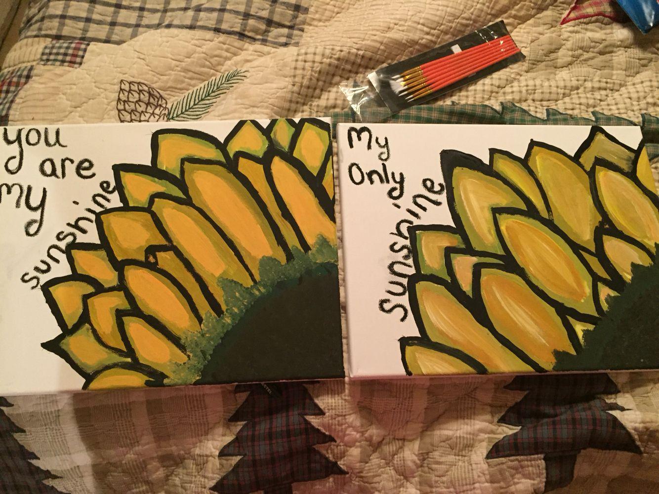 Sunflower u my crafts pinterest sunflowers and craft