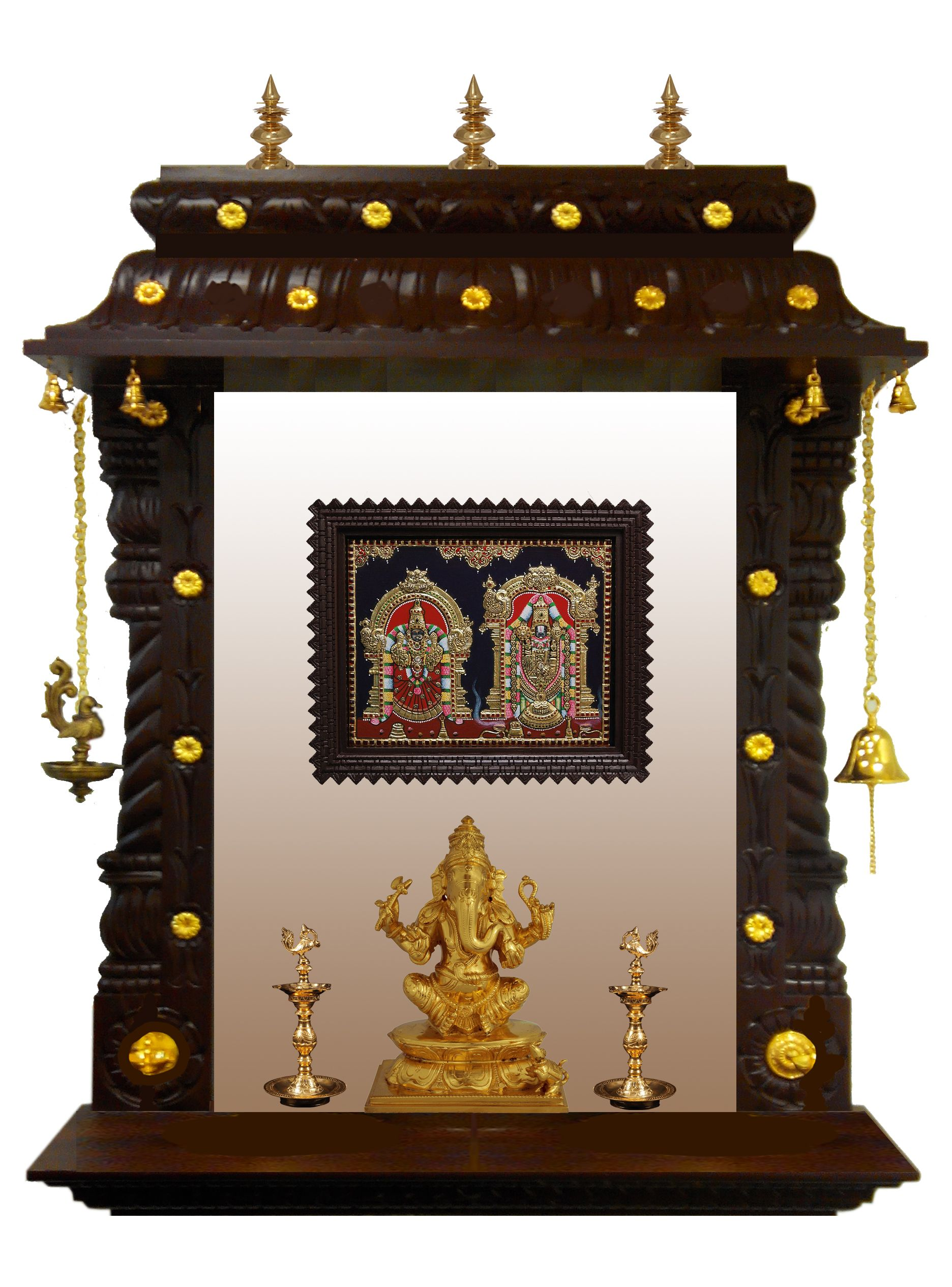 Pin By Mantra Gold Coatings On Pooja Room Puja Pinterest Puja Room Room And Woods