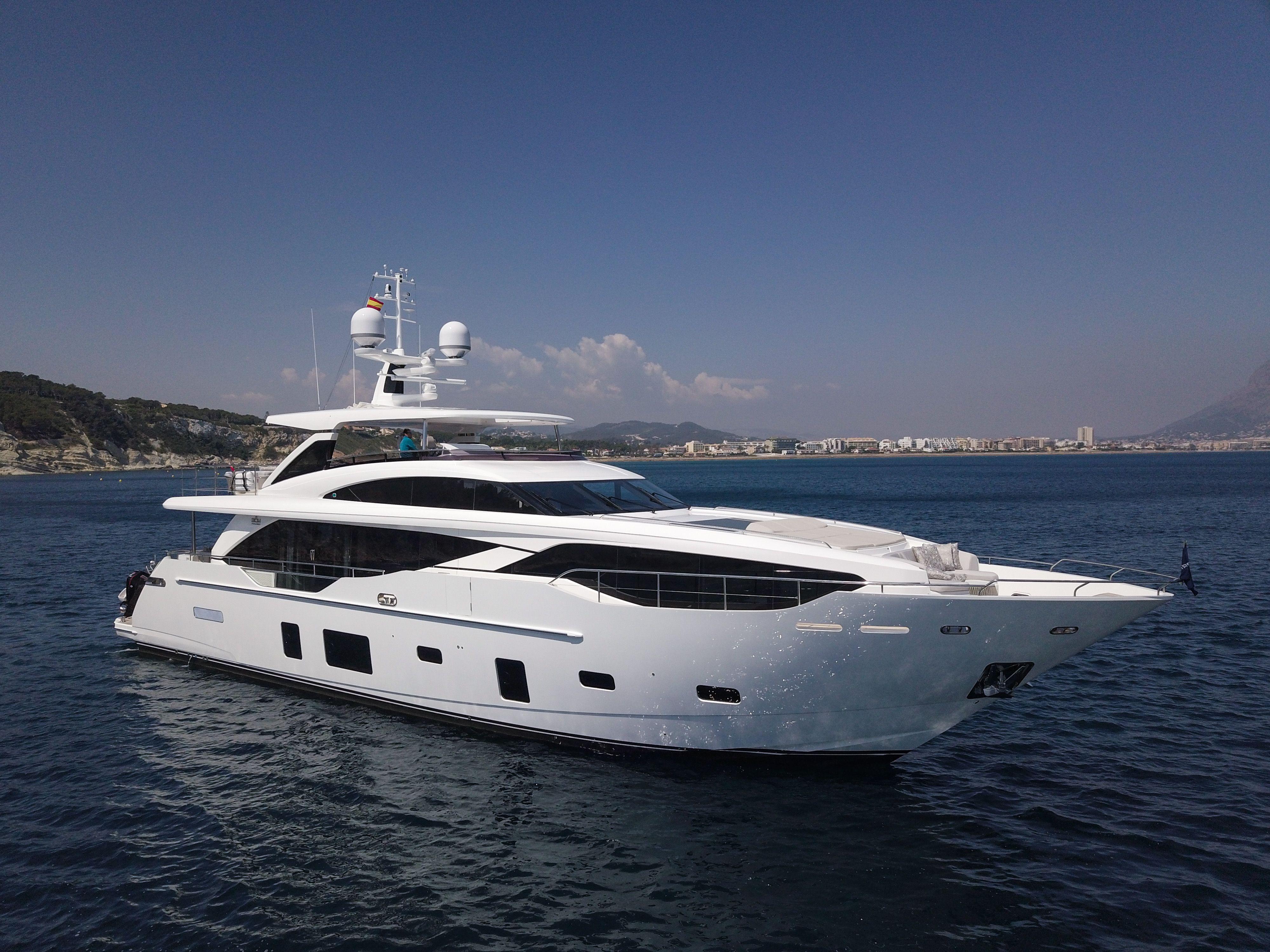 Princess 30m Bandazul Mclass Superyacht Yacht Megayacht