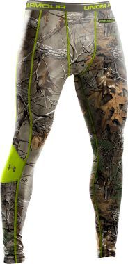 Under Armour® Evolution Scent-Control Leggings : Cabela's