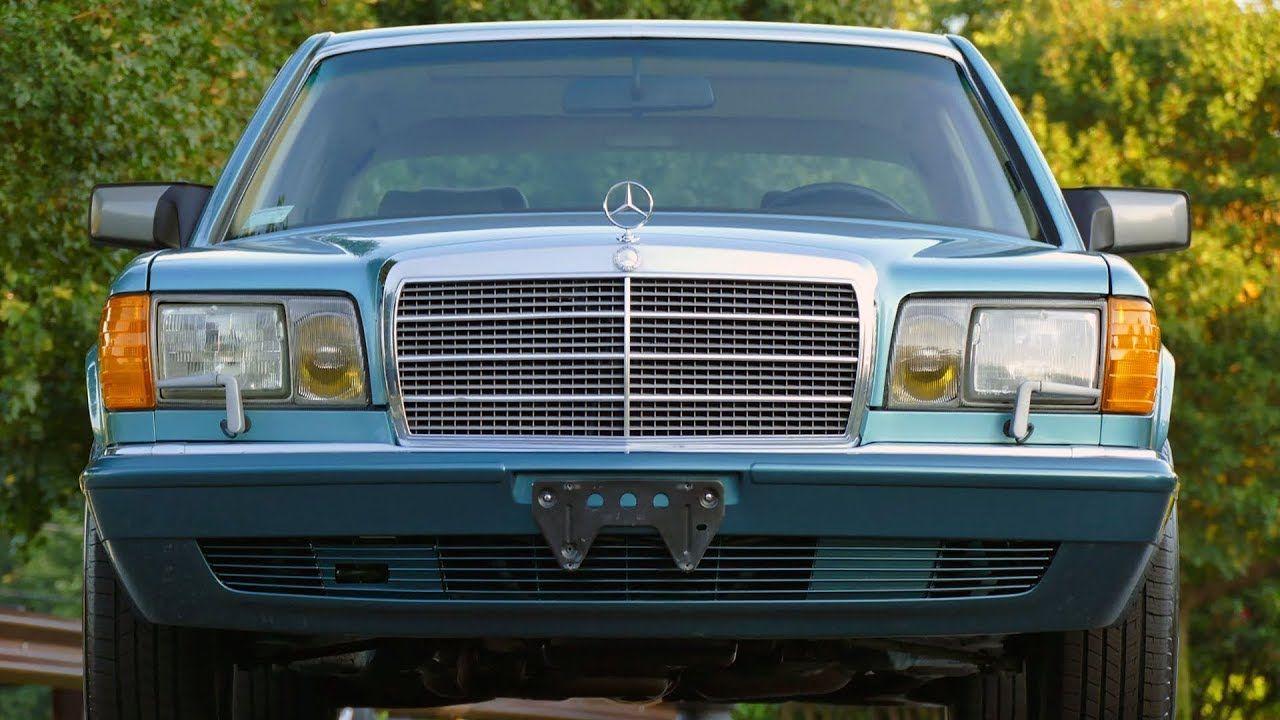 1991 Mercedes Benz 560 Sel W126 In Teal Blue Metallic In 2020 Mercedes Benz Mercedes Benz