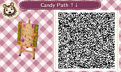 Sabrecrossing Halloween Candy Path TILE#2