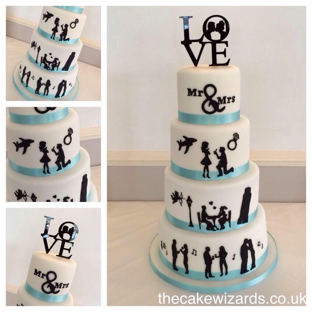 Love Story Cake Cakes Wedding Anniversary Cakes Wedding Cakes