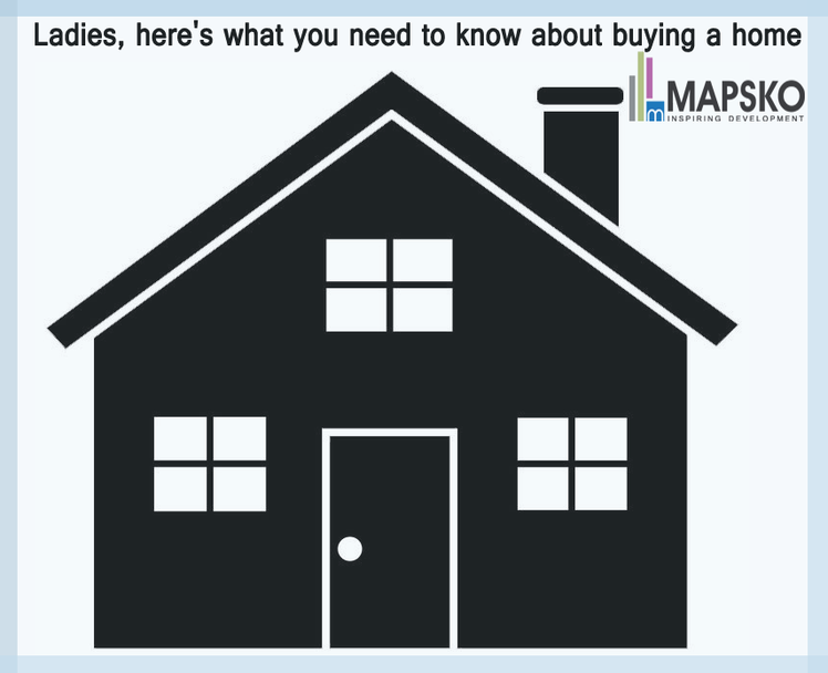 Ladies Here S What You Need To Know About Buying A Home House Silhouette Home Symbol House Illustration