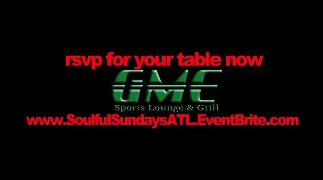 Atlanta S R B Kiss 104 1 S Gary Young Hosts Soulful Sundays At The