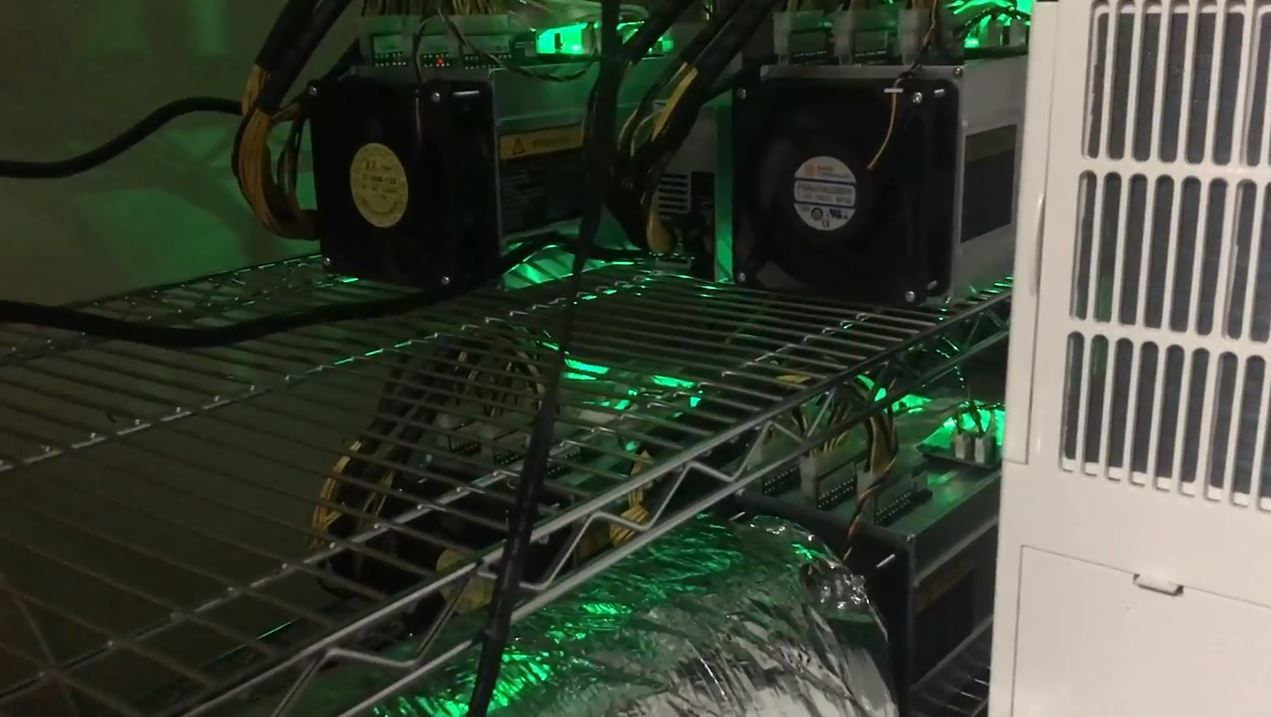 antminer s9 cooling hack-Antminer cooler?This is my Antminer