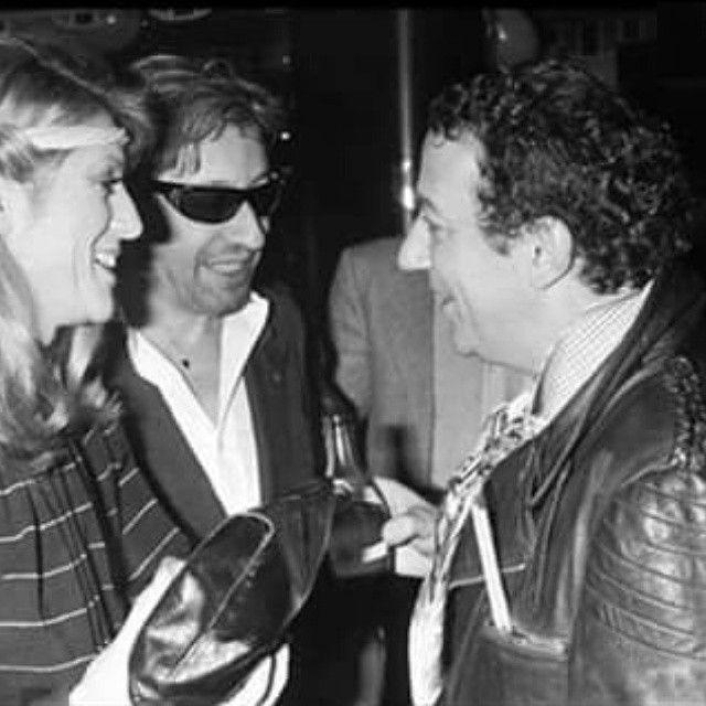 Serge Gainsbourg, Coluche & Sheila