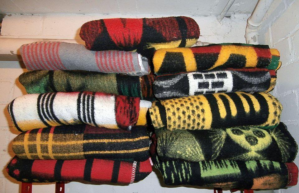 Bunte Alte Wolldecke Decke Sofadecke Blankets For Sale Sofa