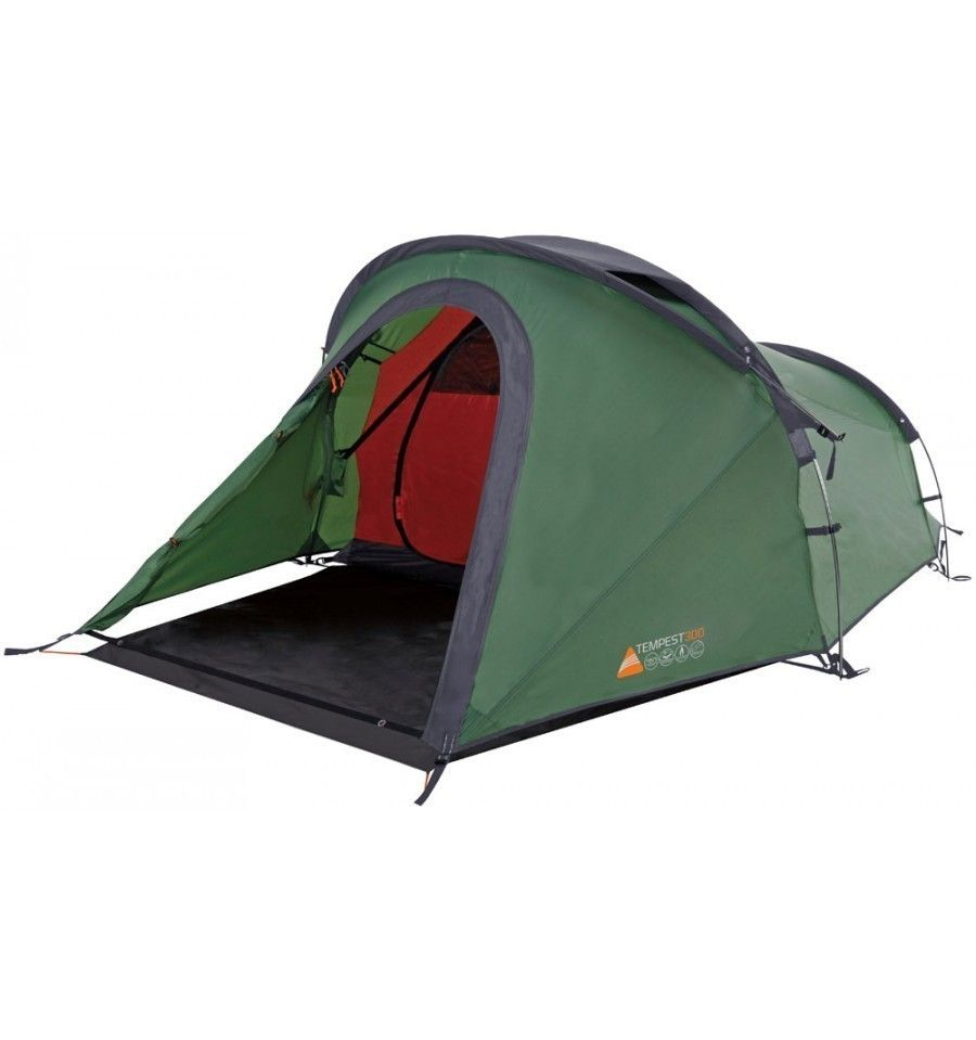 vango tempest 300 hiking tent   Family tent camping, Tent ...
