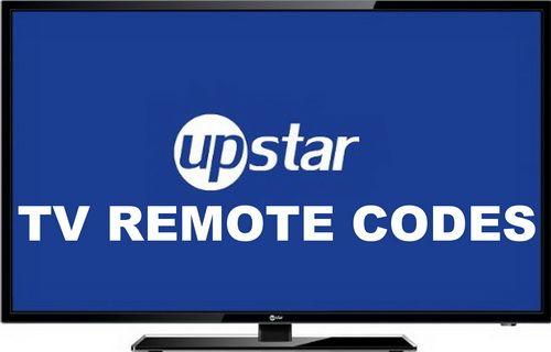Upstar TV remote codes | DIY - Tips Tricks Ideas Repair | Universal