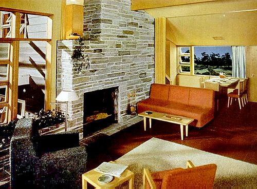 Beautiful 40s+Living+Rooms | Mid Century Living: U002740s Living Rooms
