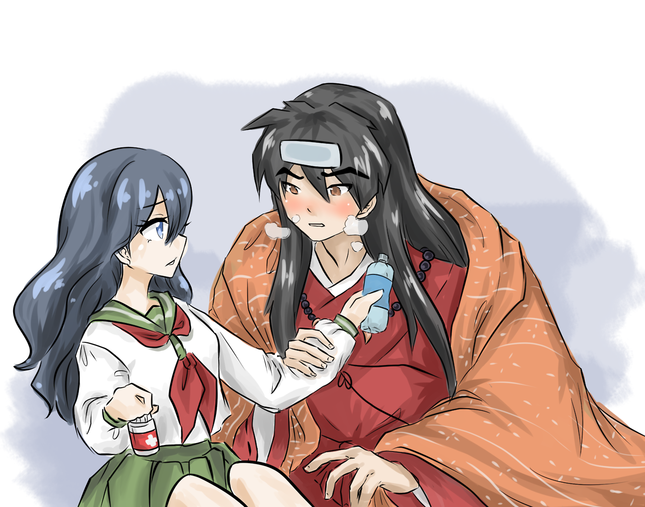 Inuyasha FanFiction is my life  : Photo | inuyasha and