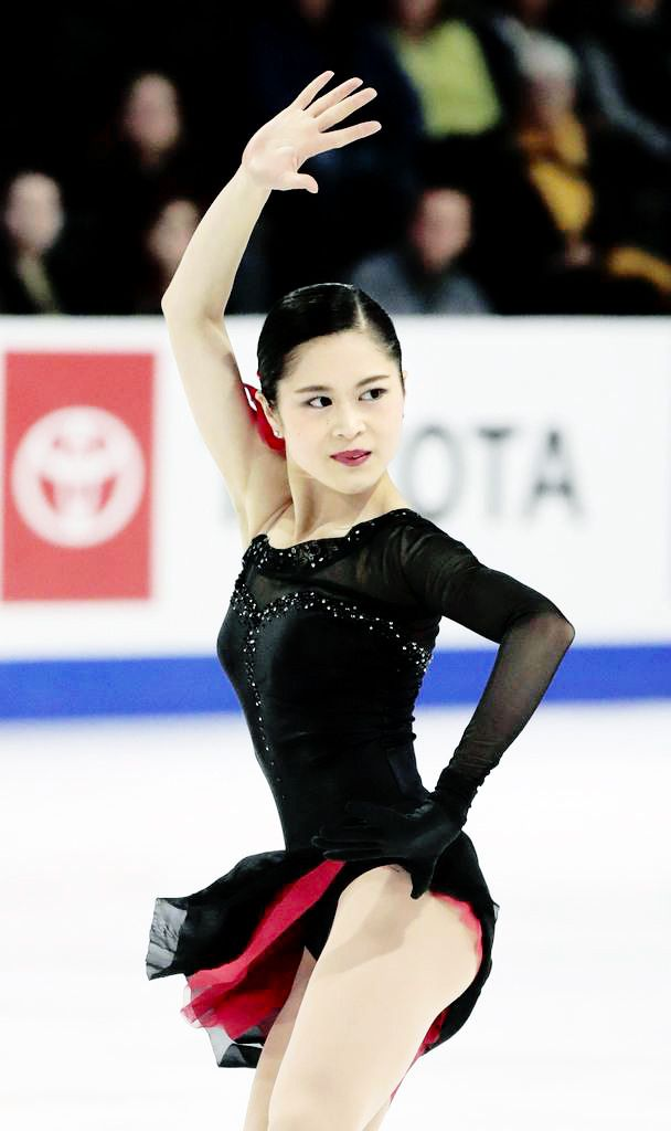 Figure skating photos and more (Posts tagged ladies) in