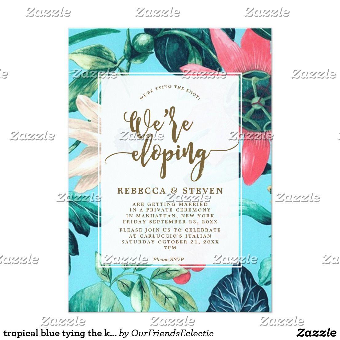 16++ Tropical wedding invitations uk information