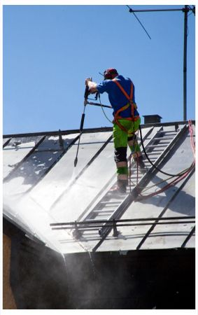 Epdm Rubber Roofing Different Than Traditional Roofing Materials The Roofing Specialists Are Able To Identify Problem Roof Restoration Cool Roof Epdm Roofing